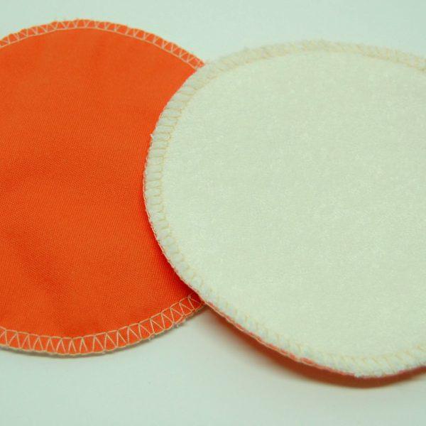 protector lactancia, Compresas de tela yimis